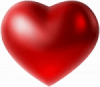 15809974683D-Red-Heart-PNG-Clip-Art-Image